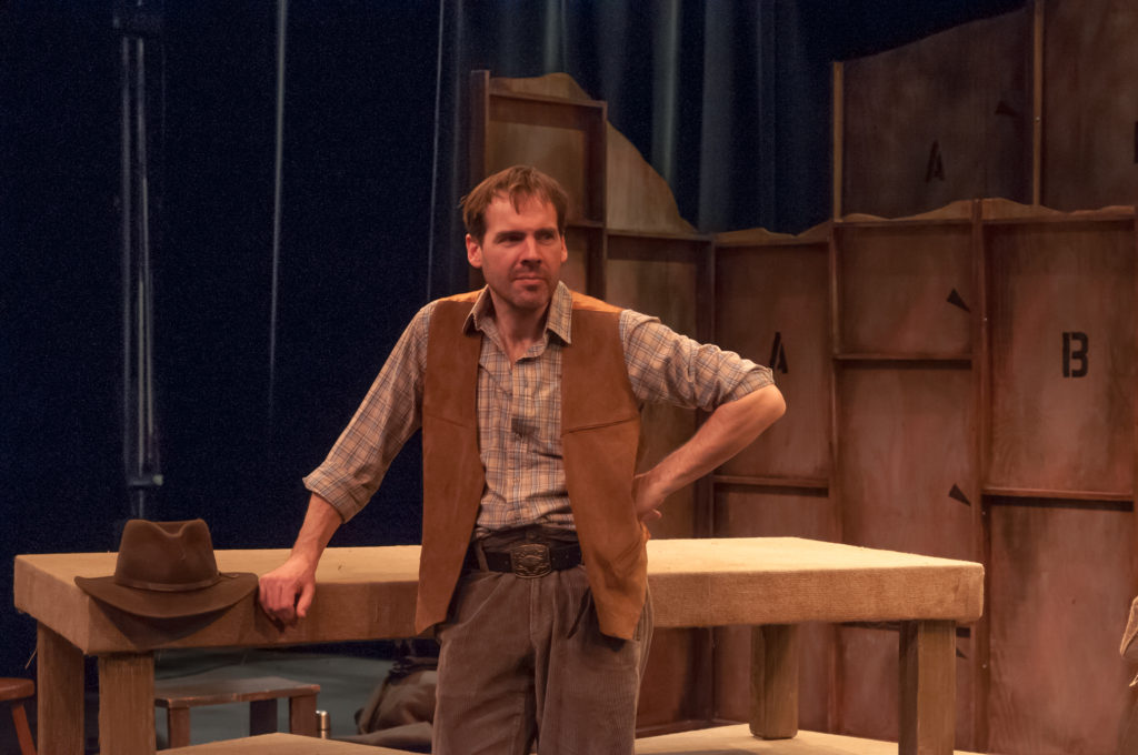 """Of Mice & Men"" by John Steinbeck, directed by Christopher James Webb"