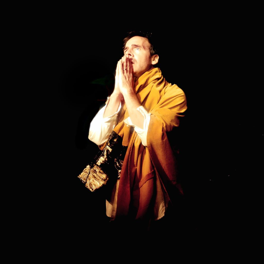 """Burbage"" by Nicholas Minella at the 2014 NY International Fringe Festival"