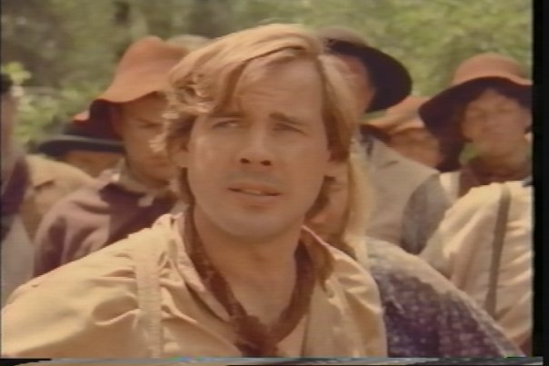 "A screen grab of me as ""Joseph Smith"""