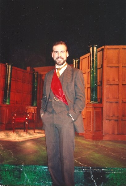 "Oliver in ""As You Like It"" at the Publick Theatre, Boston, 1992"